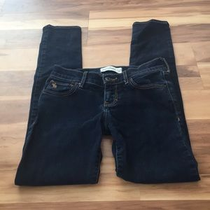 Abercrombie kids Jeans dark wash